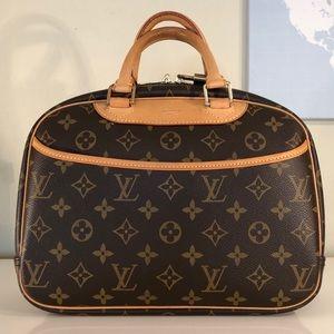 Louis Vuitton Monogram Trouville Handbag